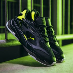 BVB-SNEAKER RS FAST NEON